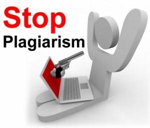 stop plagiarism